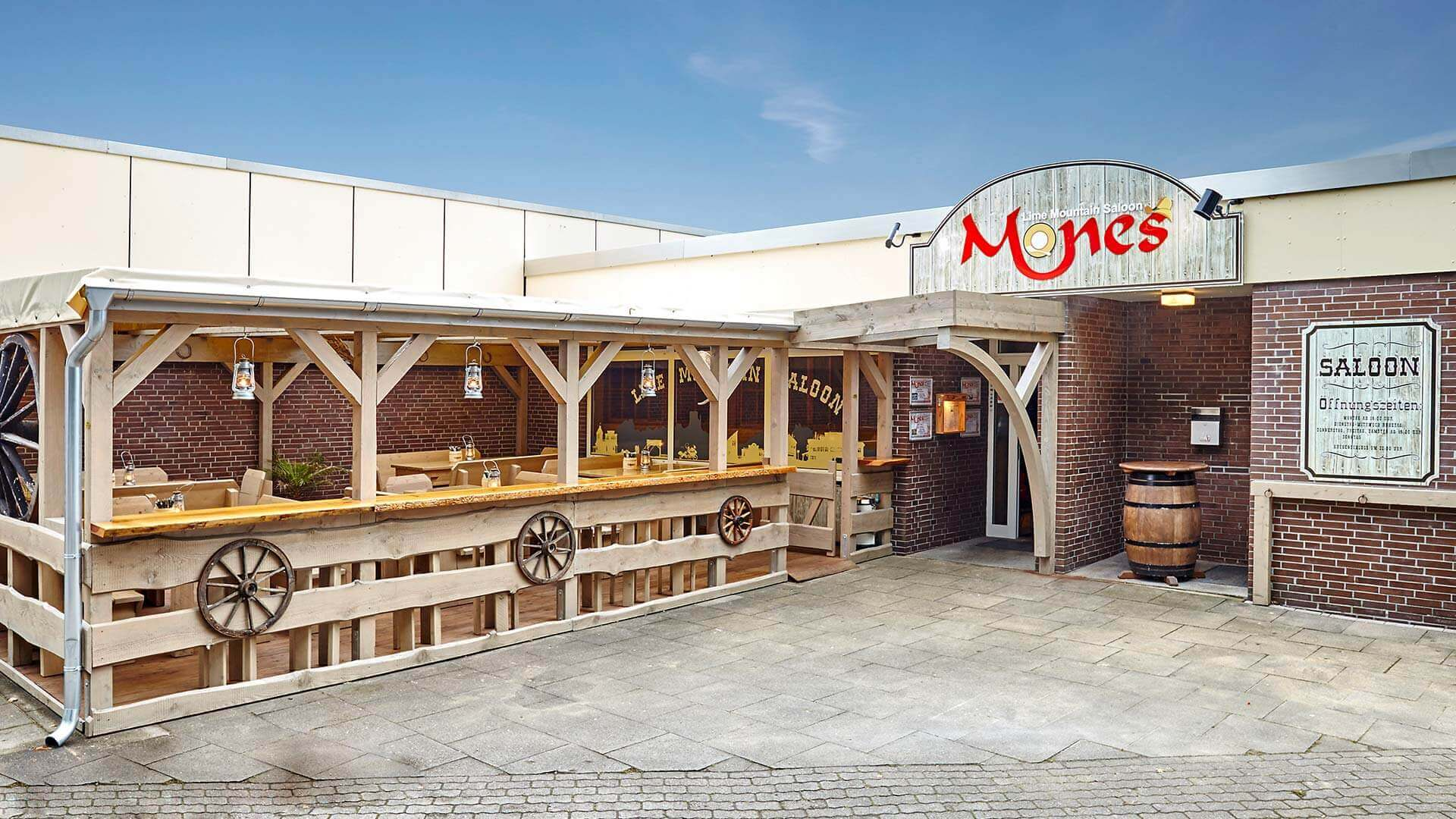 Mones - Restaurant in Bad Segeberg