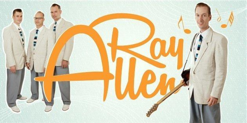 31.08.2018 um 20:00 Uhr SUMMER-SPECIAL Ray Allen & his Band