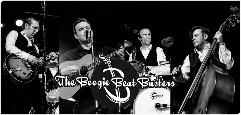 07.02.2019 um 20:00 Uhr The Boogie Beat Busters