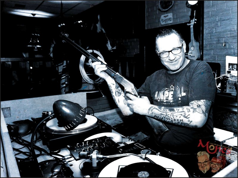 14.09.2018 um 19:00 Uhr  Autumn-Rockabilly-Record Hop & BBQ-Party