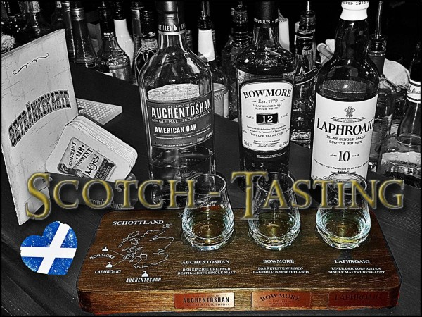 09.04.2018 um 19:30 Uhr Scotch Whisky Tasting